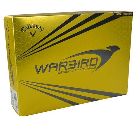 Callaway Golf Gift Card - callaway 2015 warbird golf balls by callaway golf golf balls