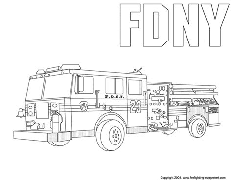 fire trucks coloring page free fire truck coloring pages coloring pages