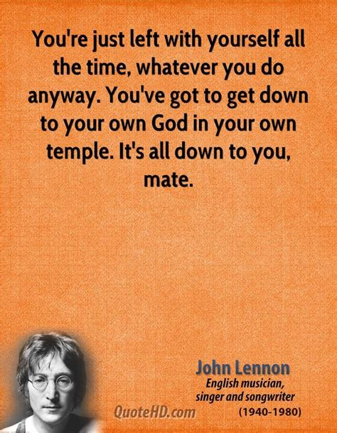 quote by john lennon when i was 5 years old my mother inspiring quotes john lennon quotesgram