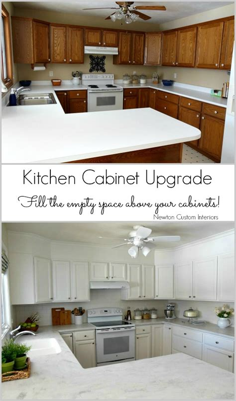 upgrade kitchen cabinets kitchen reveal kitchen cabinet upgrade newton custom