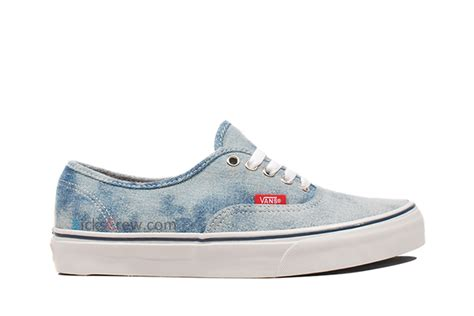 vans authentic denim blue vn 0njv5us buy at