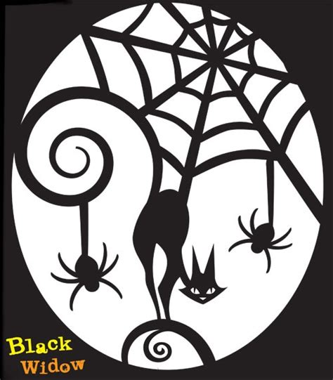 images  halloween silhouettes  pinterest
