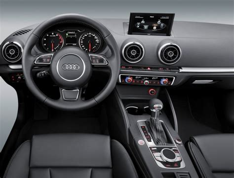 audi a3 interior 2013 image 27 audi shows 2013 a3 interior at ces car and driver blog