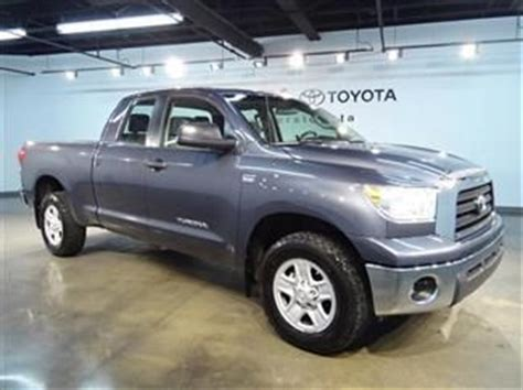 Used Toyota Tundra For Sale In Arkansas Find Used 2008 Blue Tundra 4 Wheel Drive In Rock