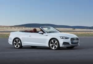 Audi A5 Cabrio Audi S New 2018 A5 Cabriolet Is Predictably Familiar