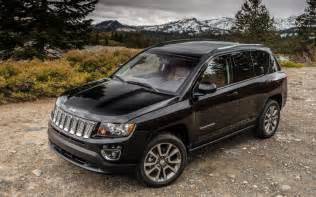 2014 jeep compass and jeep patriot make detroit debut