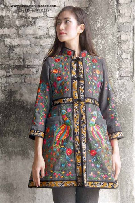batik amarillis made in indonesia this is when indonesia s traditional textile meets