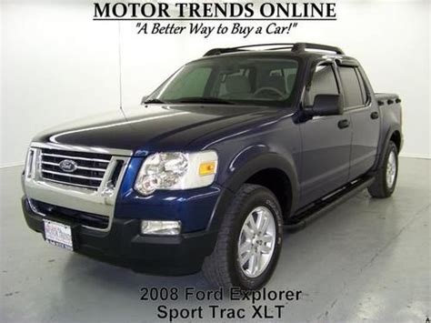how cars engines work 2008 ford explorer sport trac lane departure warning sell used xlt crewcab bedliner tow pkg boards am fm cd 2008 ford explorer sport trac 55k in