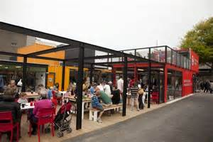 Home Design Stores San Francisco shipping containers re start shopping mall christchurch