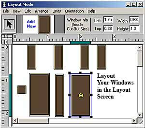 how do layout blinds work window designer make your own model railroad window