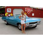 1967 Chevy Impala SS 396 S Matching Convertible PS PB