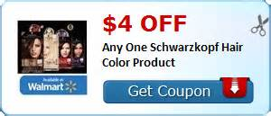 best deals online black friday 2016 new coupon 4 00 off any one schwarzkopf hair color product