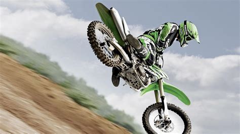 kawasaki motocross motocross green kawasaki hd wallpaper 187 fullhdwpp full