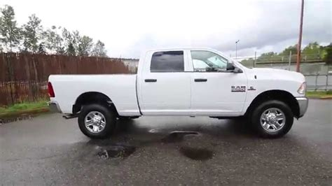 image gallery 2016 white dodge 2500
