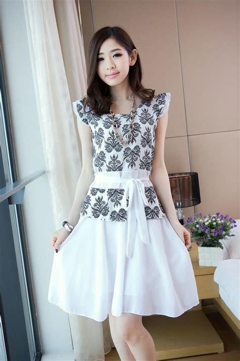 dres cantik tags dress korea model terbaru cantik jual murah pictures