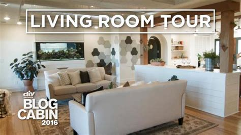 Cabin Sweepstakes Entry by Diy Network Cabin 2016 Living Room Diy Network