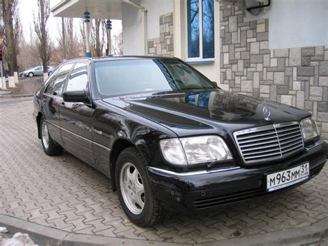 how can i learn about cars 1998 mercedes benz m class electronic throttle control 1998 mercedes benz s class information and photos momentcar