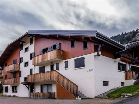 morzine appartments check