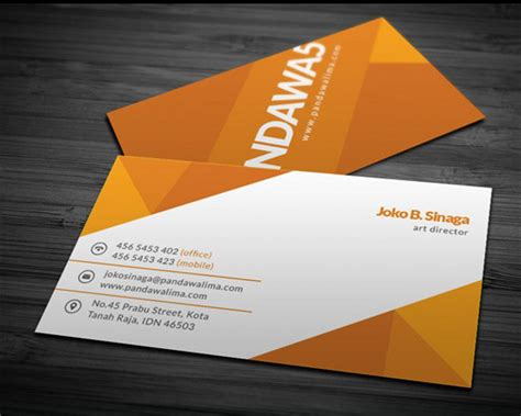 business card photoshop template 10 new psd business card templates for photoshop