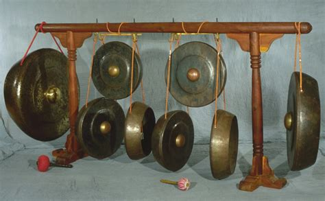 kempul · Grinnell College Musical Instrument Collection