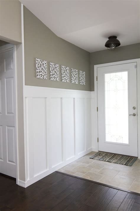 Wainscoting Options by 12 Best Faux Wainscoting Diy Images On Home