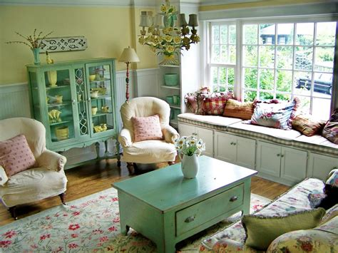 Cottage Livingrooms | photo page hgtv