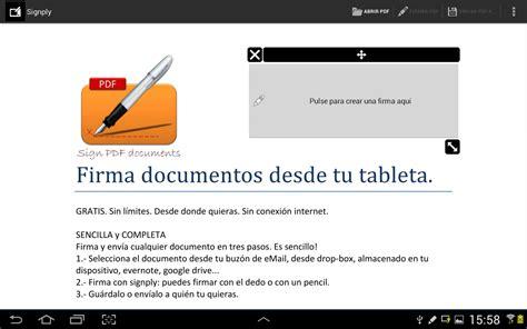 firma digital de documentos certisur firma digital manuscrita pdfs aplicaciones de android en