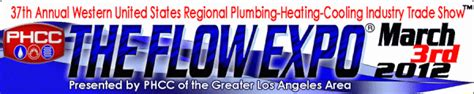 Plumbing Trade Show by Flow Expo Plumbing Trade Show