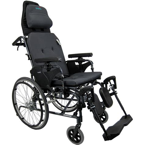 used reclining wheelchair for sale karman ergonomic ultra lightweight reclining wheelchair