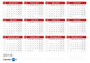 Calendar 2018 Luxembourg Calendrier 2018