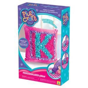 plush craft 174 personalized pillow creative kidstuff