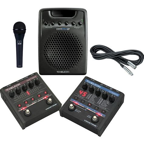 Monitor Vocal tc helicon vocal pedal personal monitor package musician s friend