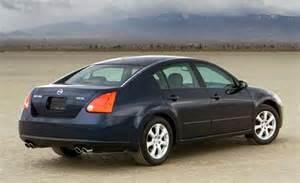 07 Nissan Maxima Car And Driver