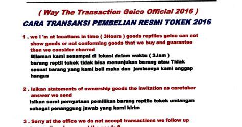 Tokek Panjang 60 Cm pt geico international singapore 2017