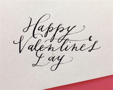 happy valentines day fancy writing 106 best images about handlettering on