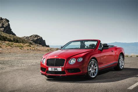 Bentley Continental Gt V8 S Targets The Rolls Royce Wraith