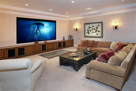 Tv Room | decoration tv rooms and corner sofas