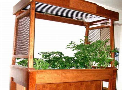 setups    hydroponic garden