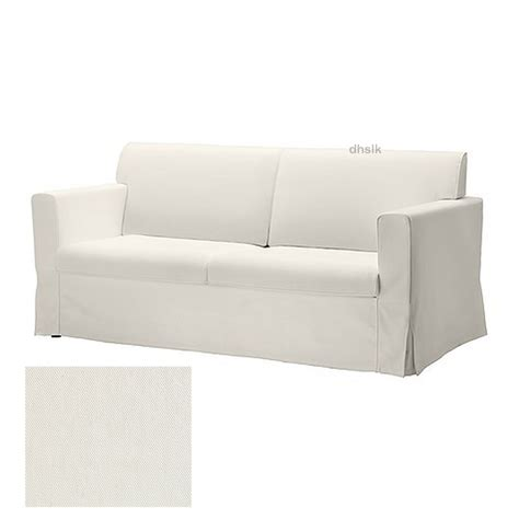 white slipcovers for couch ikea sandby 3 seat sofa slipcover cover blekinge white