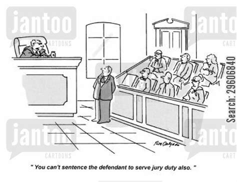 Can You Serve On A Jury With A Criminal Record Jury Duty Humor From Jantoo