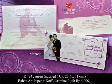 Undangan Soft Cover Latte 04 putih archives page 11 of 12 unique card wedding invitation