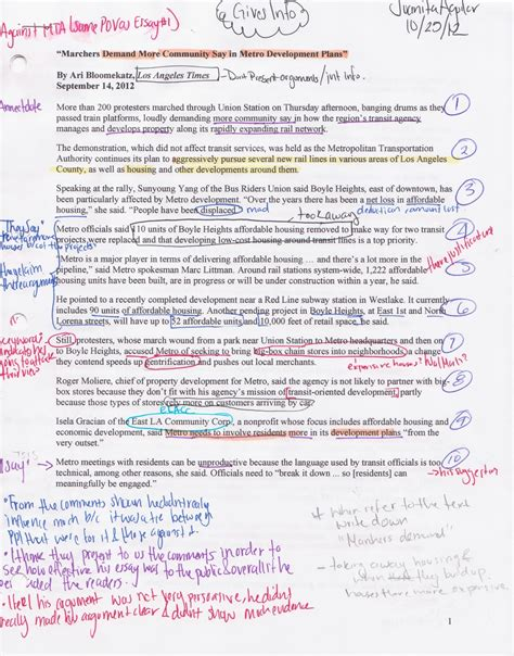 html annotation