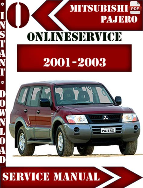 free online car repair manuals download 2000 mitsubishi pajero windshield wipe control service manual 2001 mitsubishi pajero service manual free printable mitsubishi 2000 2001