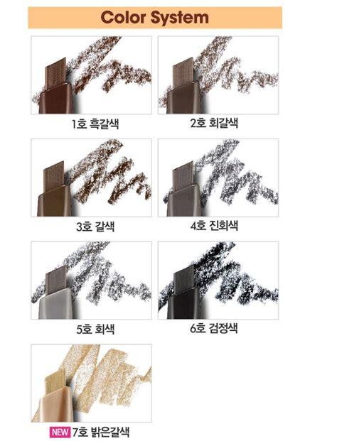 Etude House Draw Eye Brow Pensil Alis Favorite testerkorea trend setter from korea