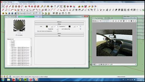 vray sketchup translucent tutorial sketchup texture tutorial materials application to su