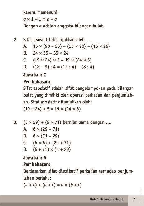 Smpmts Kl 7 9 Rumus Matematika jual buku buku saku hafal mahir teori dan rumus matematika smp kelas 7 8 9 oleh uly amalia