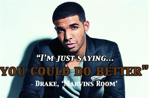 marvins room lil wayne marvin s room quot i m just saying you could do better quot 30 lyrics capital xtra
