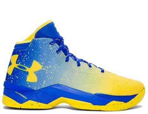 Curry 2 Dubnation Blue the armour curry 2 5 dub nation lights weartesters
