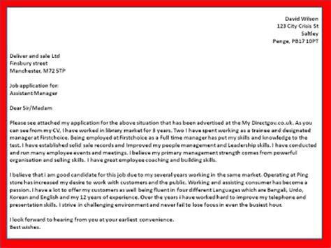application letter sample blind resume cover letter sample