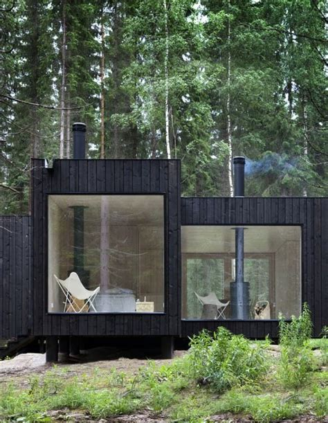 Micro Living Spaces by 27 Modern And Minimalist Prefab Homes Brit Co